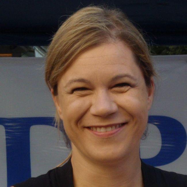 Silvia Steidle